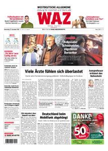 WAZ Westdeutsche Allgemeine Zeitung Oberhausen-Sterkrade - 27. Dezember 2018