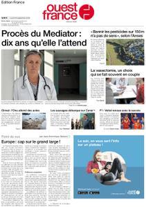 Ouest-France Édition France – 23 septembre 2019