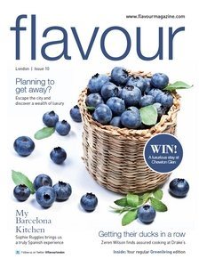Flavour London – Issue 10, 2012 (Repost)