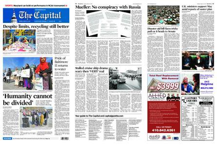 The Capital – March 25, 2019