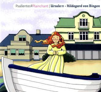 Psallentes - Ursula 11 - Hildegard von Bingen - Plainchant Pro Series Vol. 3 (2011) {Le Bricoleur LBCD/03}