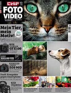 Chip Foto Video Germany Nr.10 - Oktober 2019