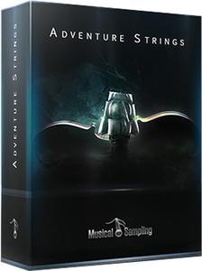 Musical Sampling Adventure Strings KONTAKT