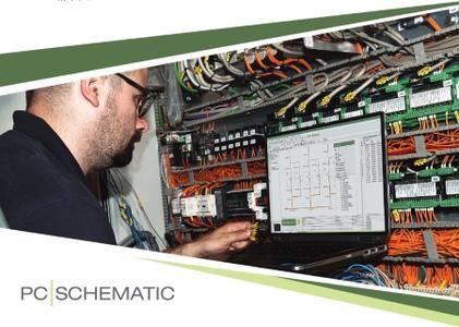 PC|SCHEMATIC Automation 40 version 20.0.3.54