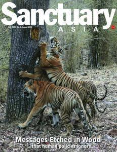 Sanctuary Asia - August 2016