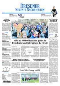 Dresdner Neueste Nachrichten - 22. Oktober 2018