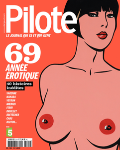 Pilote - 69 année érotique