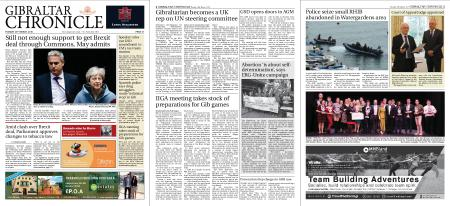 Gibraltar Chronicle – 26 March 2019