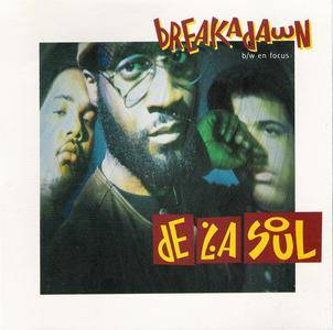 De La Soul - Breakadawn (US CD5) (1993) {Tommy Boy} **[RE-UP]**