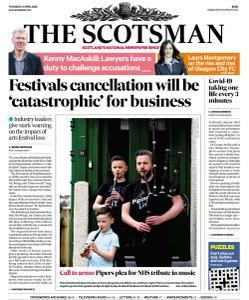 The Scotsman - 2 April 2020