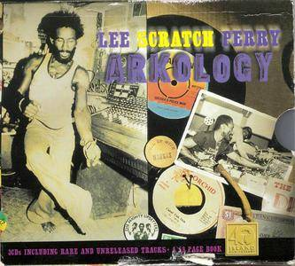 "Lee ""Scratch"" Perry - Arkology (3CD) (1997) {Island Jamaica/PolyGram Chronicles} **[RE-UP]**"