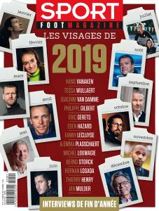 Sport Foot Magazine - 1 Janvier 2020