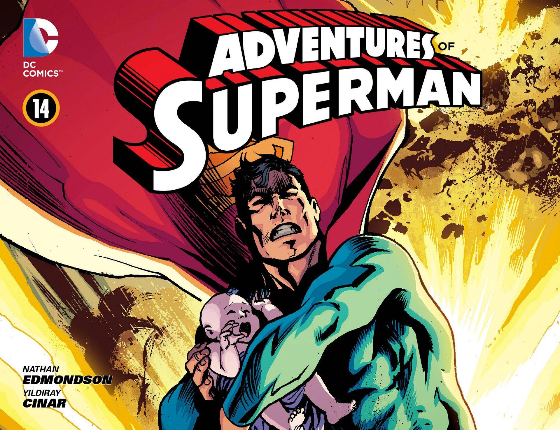 Adventures of Superman 014 2013 Digital
