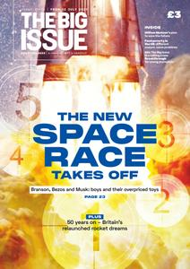 The Big Issue - July 12, 2021