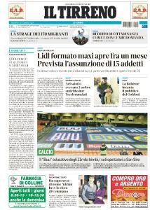 Il Tirreno Livorno - 20 Gennaio 2019