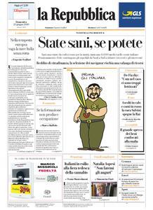 la Repubblica – 23 giugno 2019
