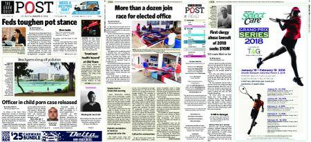 The Guam Daily Post – January 06, 2018