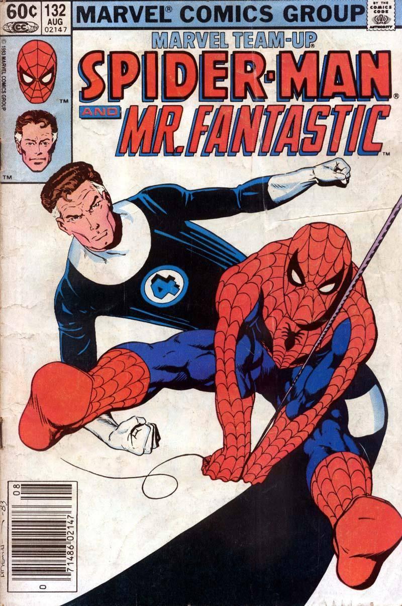 Marvel Team-Up v1 132