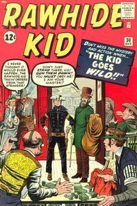 Rawhide Kid v1 030 1962