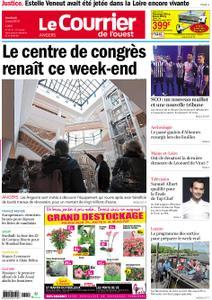 Le Courrier de l'Ouest Angers – 03 mai 2019