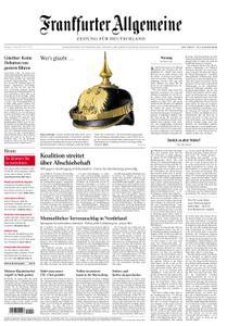 Frankfurter Allgemeine Zeitung F.A.Z. - 21. Januar 2019