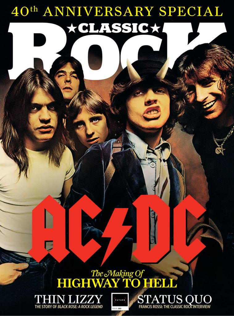 Classic Rock UK - April 2019