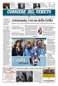 Corriere del Veneto Venezia e Mestre – 29 dicembre 2018