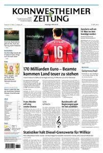 Kornwestheimer Zeitung - 06. März 2018