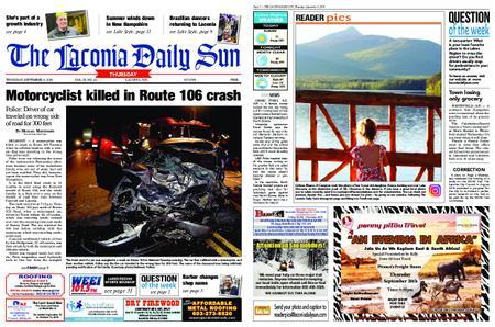 The Laconia Daily Sun – September 05, 2019