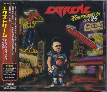 Extreme - Pornograffitti Live 25 (2016) [2CD, Japanese Edition]
