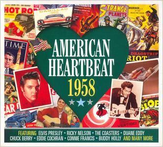 VA - American Heartbeat 1958 (2014) 2CDs