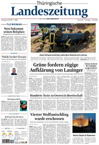 Thüringische Landeszeitung – 16. April 2019