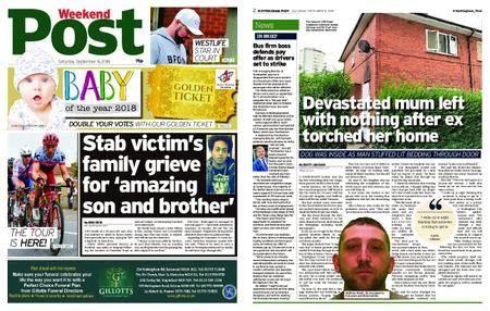 Nottingham Post – September 08, 2018