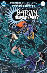 Batgirl  the Birds of Prey 007 2017 2 covers Digital Zone-Empire