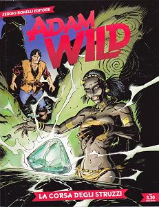 Adam Wild - Volume 18 - La Corsa Degli Struzzi