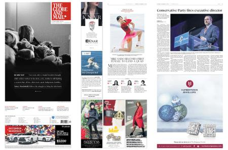The Globe and Mail – December 14, 2019