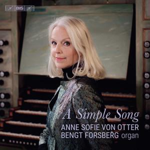 Anne Sofie von Otter & Bengt Forsberg - A Simple Song (2018) [Official Digital Download 24/96]