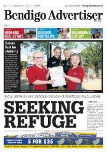 Bendigo Advertiser - November 8, 2017