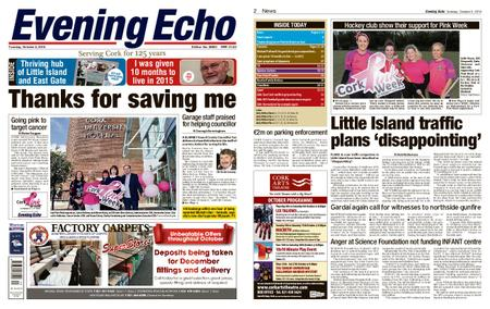 Evening Echo – October 02, 2018