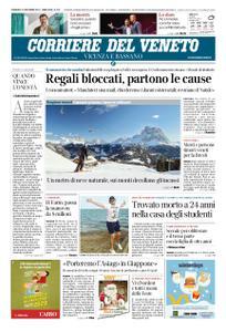 Corriere del Veneto Vicenza e Bassano – 15 dicembre 2019