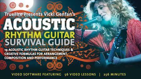 Vicki Genfan's - Acoustic Rhythm Survival Guide [repost]
