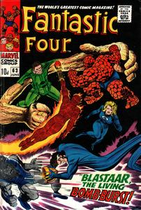 Fantastic Four 063 HD Jun 1967
