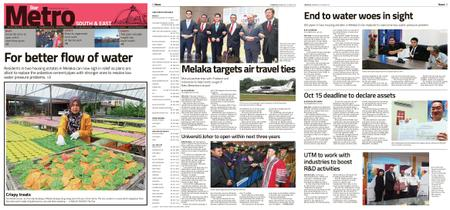The Star Malaysia - Metro South & East – 03 October 2018