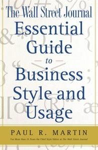 «The Wall Street Journal Essential Guide to Business St» by Paul Martin