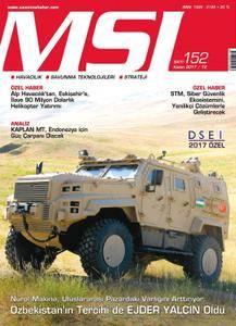 MSI Dergisi - Kasım 2017