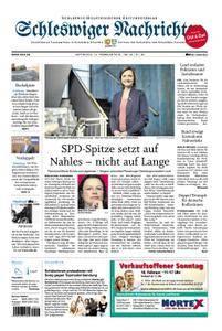 Schleswiger Nachrichten - 14. Februar 2018