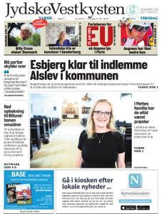 JydskeVestkysten Varde – 23. juli 2019