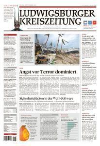 Ludwigsburger Kreiszeitung - 08. September 2017