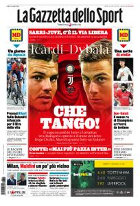 La Gazzetta dello Sport Sicilia – 01 giugno 2019