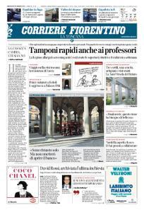 Corriere Fiorentino La Toscana – 20 gennaio 2021